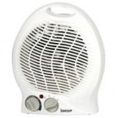 HiDist 2kW Upright Fan Heat Wht GF30TSN
