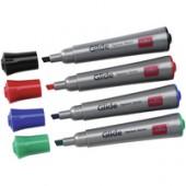 Nobo Glide Flipchart Marker Ass Pk12
