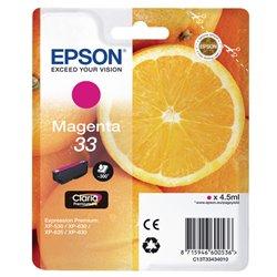 Epson inkjet magenta 33 4.5ml