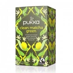 Pukka Clean Matcha Green Tea Pk20 P5061