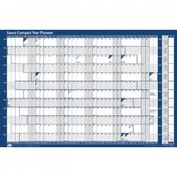 Sasco 2017 Compact Plannr L/Scp 2401864