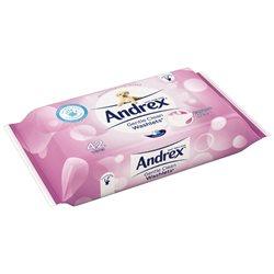 Andrex Gentle Clean Washlets PK12