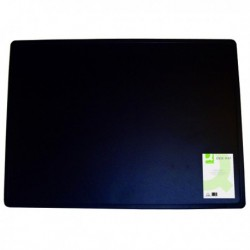 Q-Connect 400x530mm Black Desk Mat