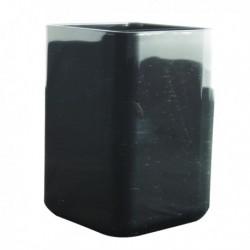 Q-Connect Black Executive Pen Pot