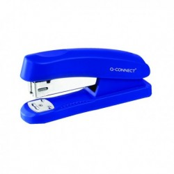 Q-Connect Blue Half Strip Stapler
