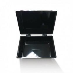 Q-Connect Card Index Box 152x102mm Black