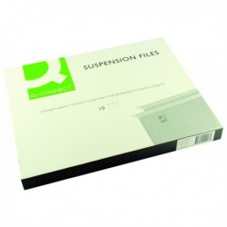 Q-Connect A4 Tabbed Suspension File Pk10