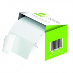 Q-Connect Adh Address Label Roll Pk200