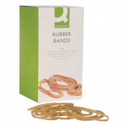 Q-Connect Rubber Bands 100g Assorted
