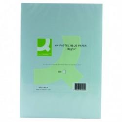 Q-Connect A4 Blue Coloured Paper Ream