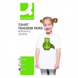 Q-Connect T Shirt Transfer Paper Pk10