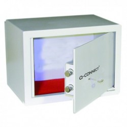 Q-Connect Key Operated Safe 10Ltr
