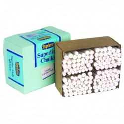 Stephens Chalk Stick White Pk144