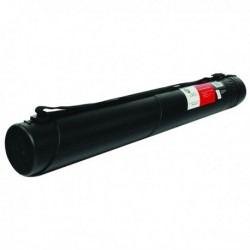 Jakar Heavy Duty Black Teletube A0