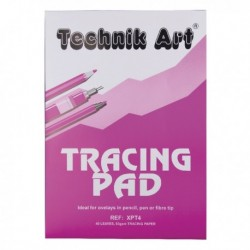 Technik A4 Art Tracing Pad 40Sht XPT4