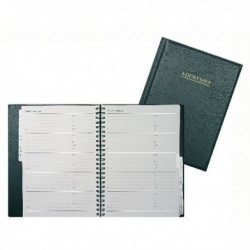 Collins Wiro Address Book 120x148mm