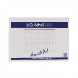 Guildhall 14 Column Account Pad GP14