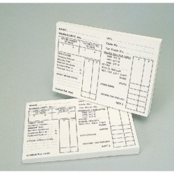 Guildhall Pay Slip Pad 100 Leaves Pk5