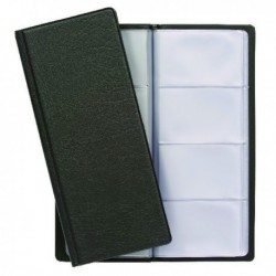 Guildhall Business Card Holder C128 Blck
