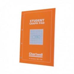 Chartwell Graph A4 Pad 1 5 10mm J14B