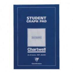 Chartwell Quadrille Graph Pad A4 J6Q4B