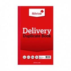 Silvine Dupl Delivery Book 613-T Pk6