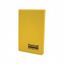 Chartwell Lined Field Book 130x205mm