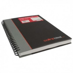 Collins Ideal Ruled Wbound Notebook A5