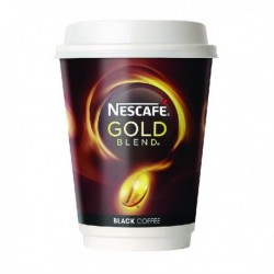 Nescafe Go Gold Blend Black Coffee Pk8