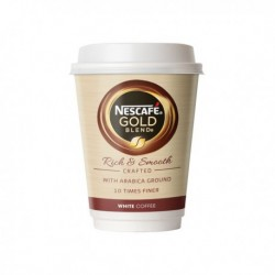 Nescafe Go Gold Blend White Coffee Pk8