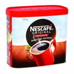 Nescafe Coffee Granules 750g Case Deal