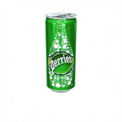 Nestle Perrier 33CL Water Slim Can Pk24