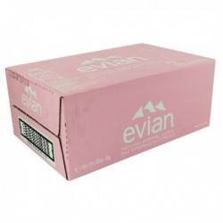 Evian 33CL Still Water Pk24