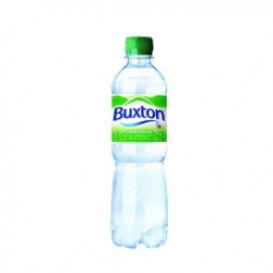 Buxton Sparkling Mineral Water 50cl Pk24