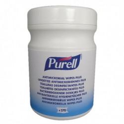 Purell Sanitising Wipes Plus P270 P08311