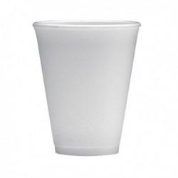 Polystyrene Cup 7oz White Pk1000
