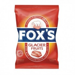 Foxs Glacier Fruits 195g - Pk12