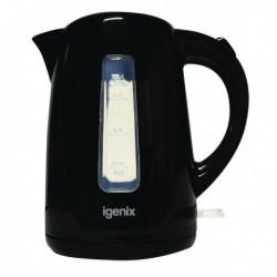 Igenix Black Cordless Jug Kettle IG7205
