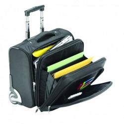 Falcon Laptop Business Trolley Case Back