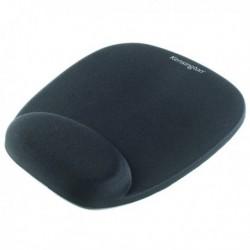 Kensington Blk Foam Mouse Pad/Wrist Rest