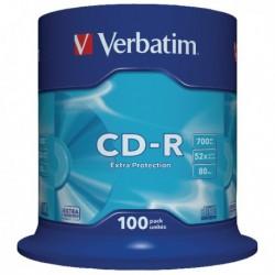 Verbatim CD-R Datalife Non-AZO 52X 43411
