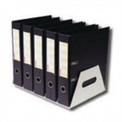 Rotadex 5-Section Lever Arch File Rack