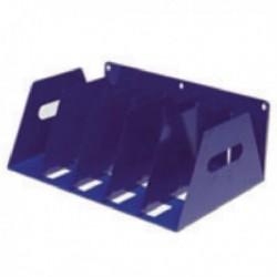 Rotadex Blue 5-Pt Lever Arch File Rack