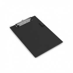 Rapesco PVC Clipboard A5 Black