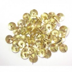 Brass Drawing Pins 11mm Pk1000