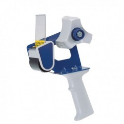 Safety Tape Dispenser/ Retractable Blade