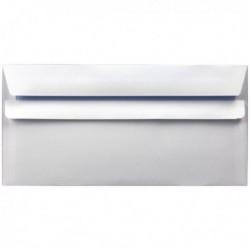 White DL S/Seal Envelopes Pk1000