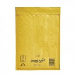 Mail Lite Bubble D/1 Postal Bag Pk100