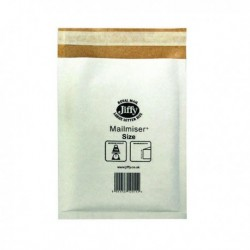 Jiffy Mailmiser 290x445 White Pk50
