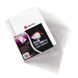 Rexel Card Holder Open Top 95x64mm Pk25